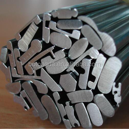 Spcial shaped Stainless Steel Wires