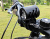 Mtigersports 1200 lumens with Flood light beam and Cree 3*xpg led Waterproof High power LED BICYCLE LIGHT