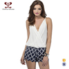 A Forever Fairness Sexy Deep V-Neck Pure Cotton Tank Top
