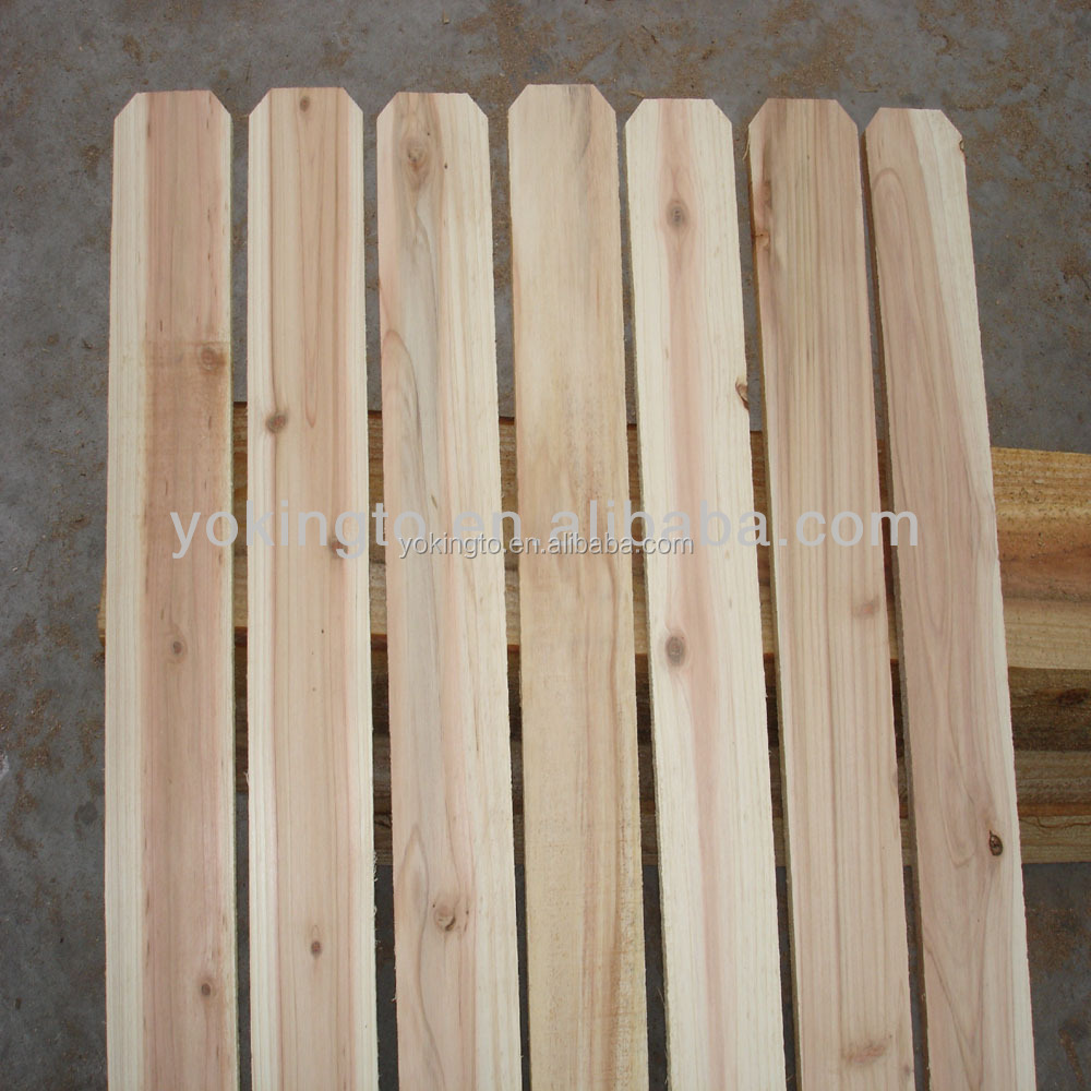 Wood Fence Wooden Fence Slats