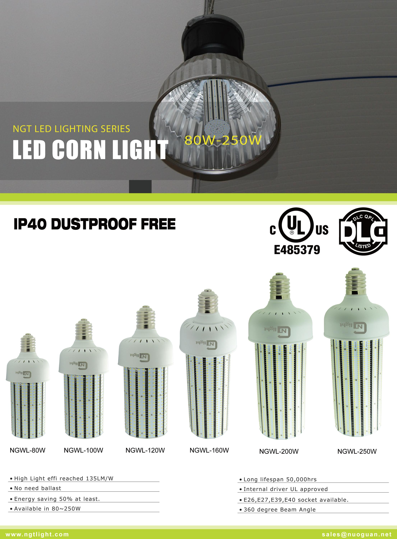 1000w Metal Halide Retrofit Warehouse Led Light Factory Corn Bulbs 220v Volt 5