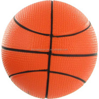 Pu basket balls for promotion gift