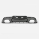 for Hyundai 09-12 Genesis Rohens Coupe EPA Style Rear Bumper Diffuser