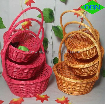 Cheap wholesale woven small wicker gift baskets & Cheap Wholesale Woven Small Wicker Gift Baskets - Buy Small ...