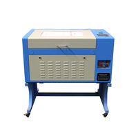 good quality 4060 mini usb laser engraver 400*600mm co2 40w desktop co2 wood acrylic laser engraver 3050 with CE certificate