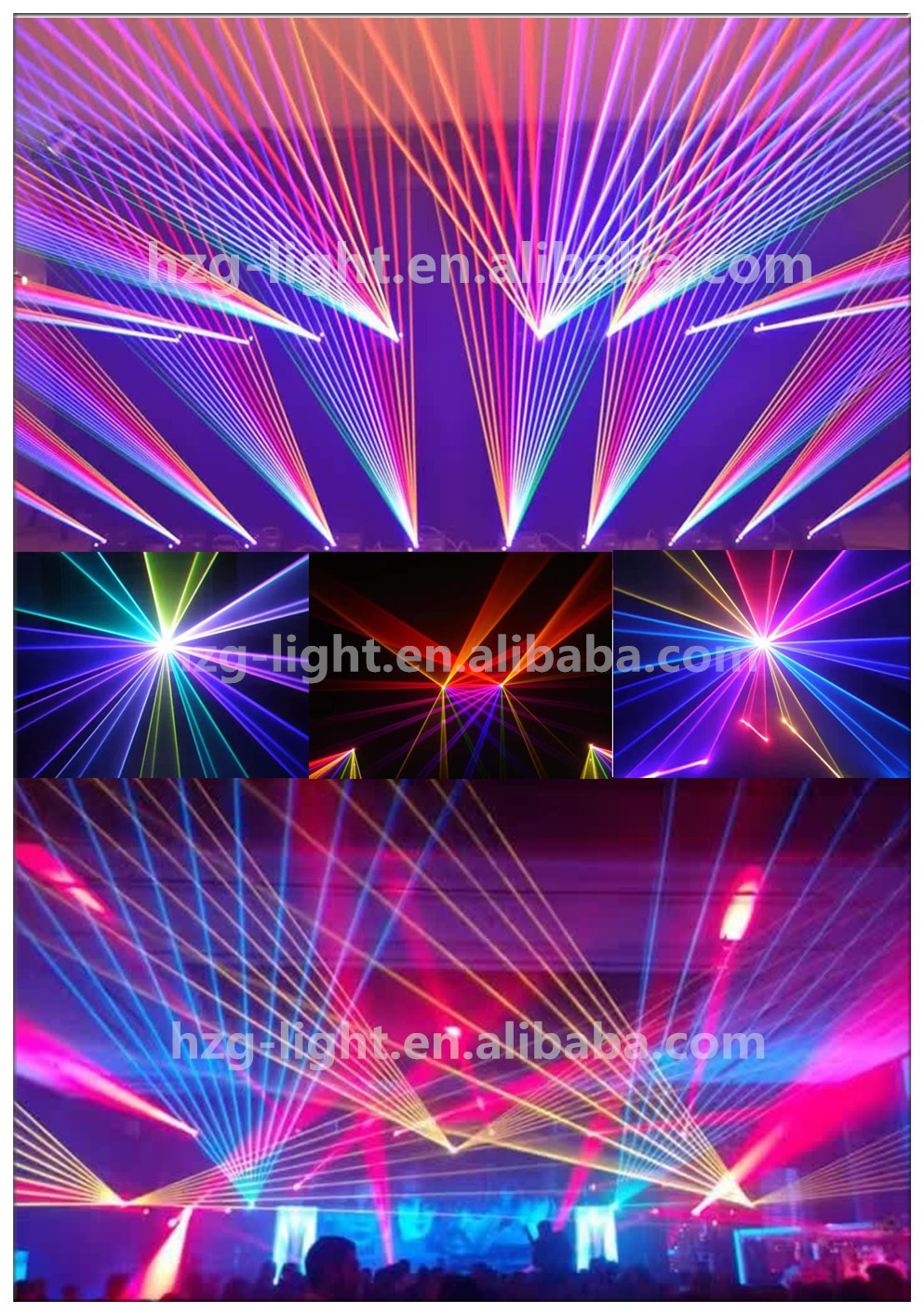 Laser christmas lights sound systems equipment w rgb