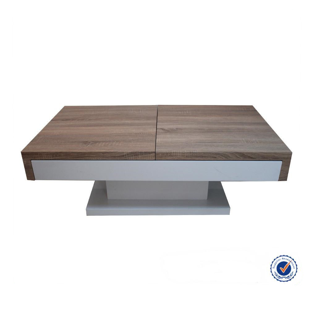 - New Design Wooden Expandable Coffee Table For Living Room - Buy