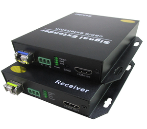 20km Uncompressed HDMI optical fiber audio video transmitter and receiver extender EVO-3HS
