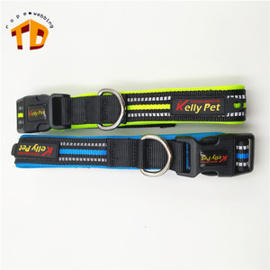 2018 New Pet Tow Nylon Rope Dog Collar for Adult Dog