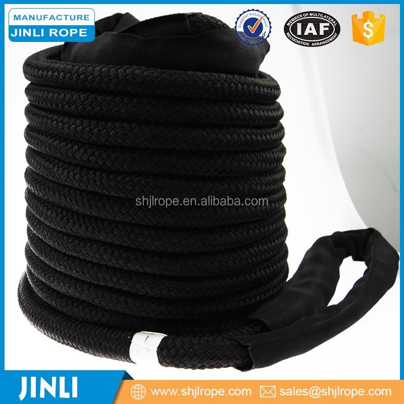 jinli Rope) 1/2 X 20 Nylon Fiber Double Braid Tow Recovery Atv ...