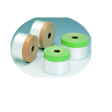 high quality low price disposable plastic masking film for painting