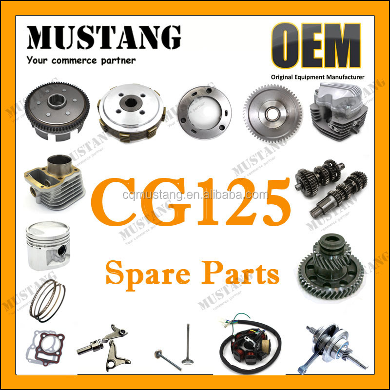 Chongqing Cg 125 And Cg 150 Motorcycle Spare Parts For Engine ...