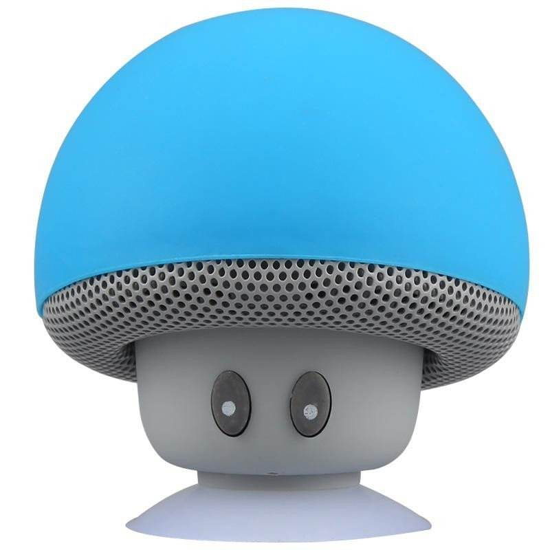Commercio all'ingrosso di Acqua A Prova di musica mini mushroom bluetooth speaker