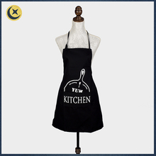 Bulk wholesale popular customized logo printing uniform chef apron