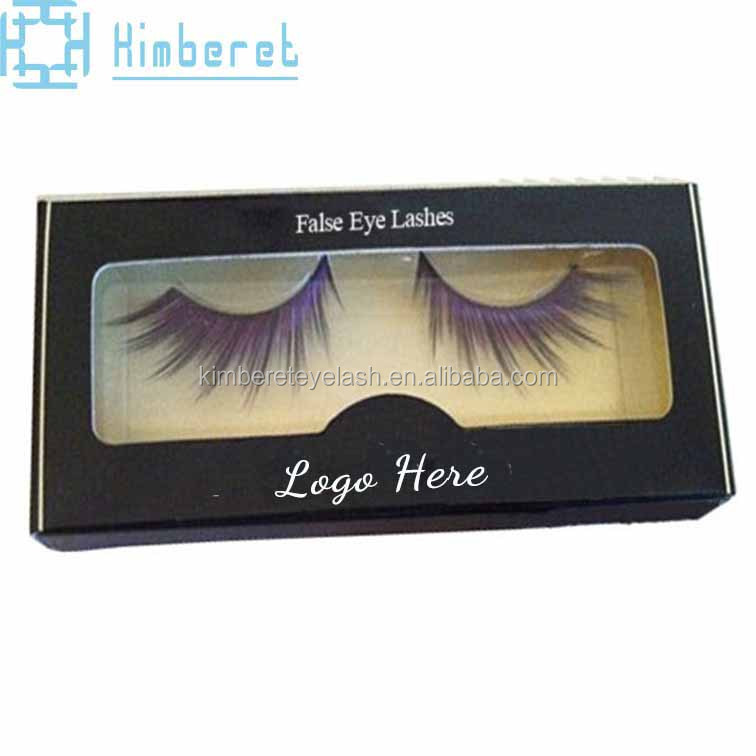 Own brand eyelashes false eyelashes samples dolly lash