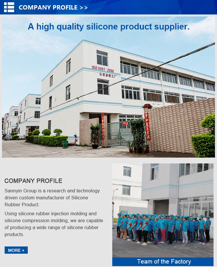 MOQ bajo precio de fábrica Venta caliente de silicona de grado de alimentos de tapas