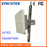 automated system 10dbi antenna integrated uhf rfid card reader