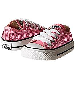 a18e737b7dad Get Quotations · Converse Kids Chuck Taylor All Star Core Ox (Infant Toddler )