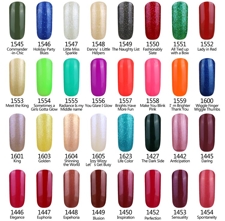 Wholesale OEM Private label L&M soak off bulk package uv cheap materials gel for nail