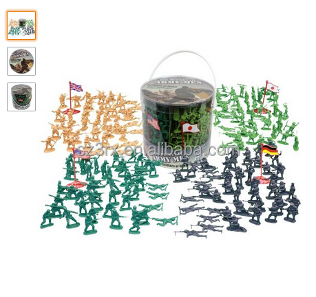 Wholesale plastic military figures soldier toy/High Quality Plastic Military Figure soldier toy/OEM Plastic mini soldier toy