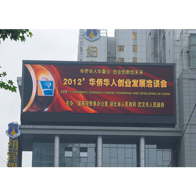 Outdoor digital comercial advertising P5 led screen/led Electric message display boards