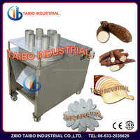 high capacity cassava vegetable cutting machine/ cassava slice vegetable cutter