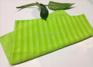 450gsm High Water absorption Microfiber 3M Cloth Cleaning Car Kitchen Dish Cloth