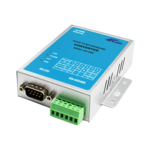 1- Serial Port Device To TCP/IP Converter(ATC-2000)