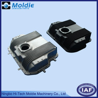 Precision aluminium gravity casting auto parts