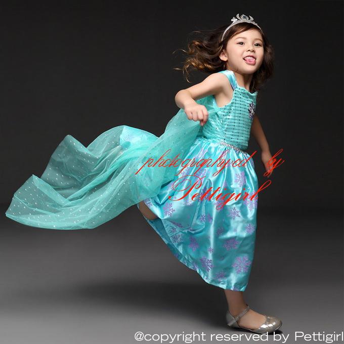 3 платья эльзы