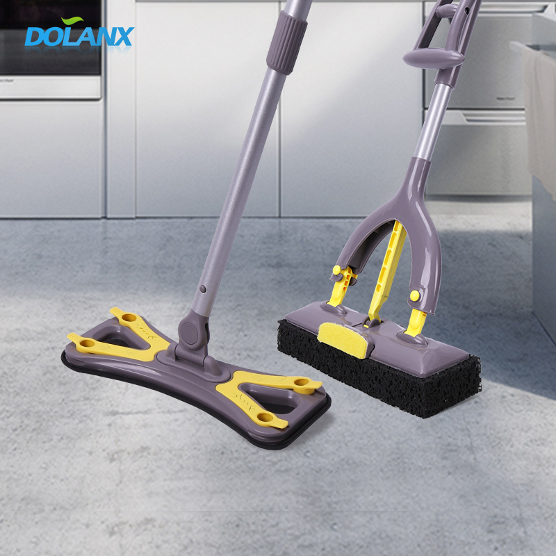 Healthy eco-friendly telescopic microfiber cleaning mop