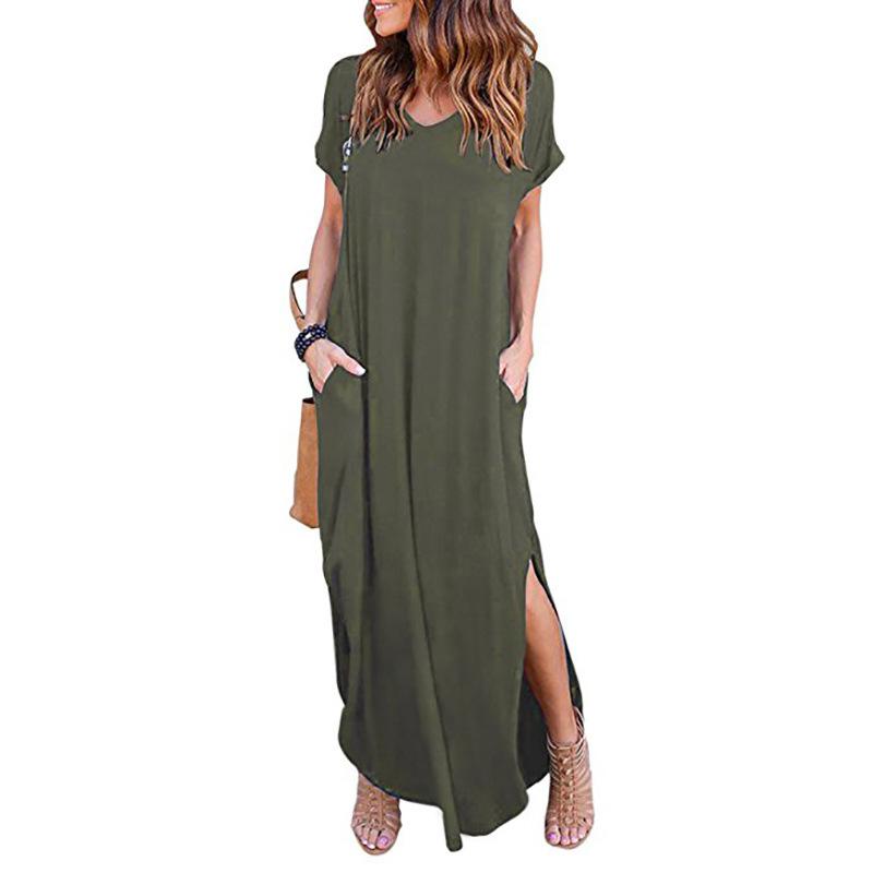 15a90dba3f248 مصادر شركات تصنيع فستان قصير الأكمام وفستان قصير الأكمام في Alibaba.com
