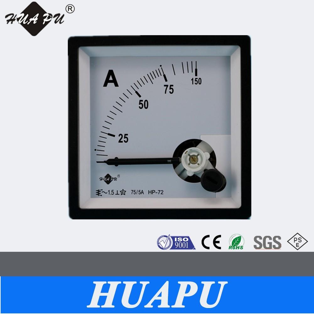 Analog Voltmeter Ac/dc Current Ammeter Voltmeter Frequency Meter ... for Analog Ammeter And Voltmeter  150ifm