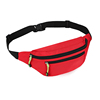 Outdoor sports fanny pack bumbag,nylon zipper pocket cellphone mobile cell phone passport credit card waist pack bum bag bumbag