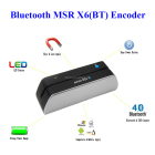 Bluetooth MSR X6BT Reader Writer for Magnetic Card