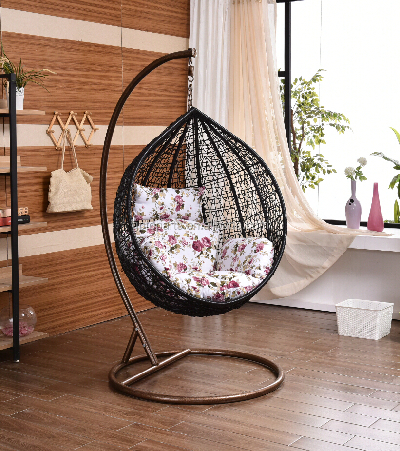 Free Standing Single Seat Adult Swing Chair - Buy Single ...
