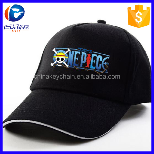 Japanese Anime One Piece Cotton Promotional Baseball Cap
