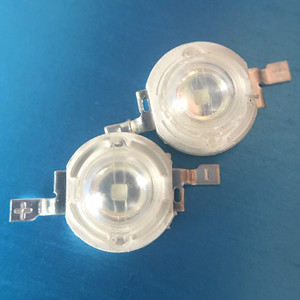 1W 3W 5W Watt High Power LED Chip Warm White UV Deep Red Blue Green