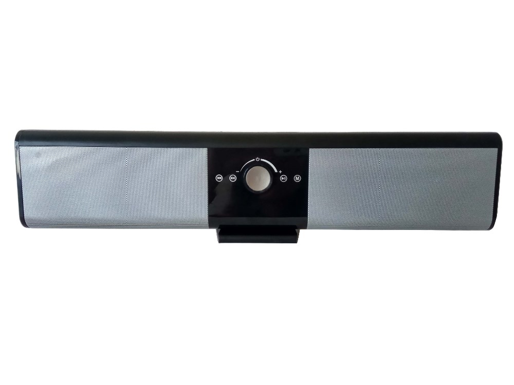 TG018 soundbar with passive subwoofer and powerful sound for home theater system