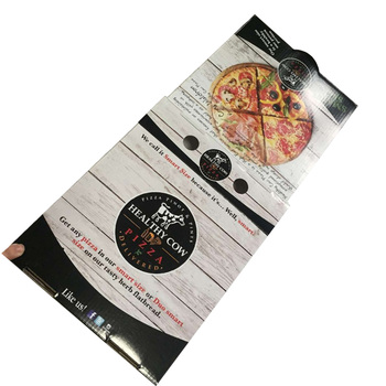 Best selling frozen pizza box mockup service