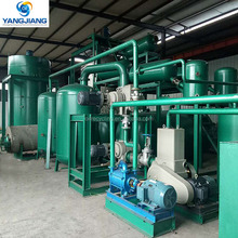 YJ-TY-10 Waste Lubricating Oil Recycling Machine