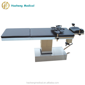 Classic Model Stainless Steel ophthalmology Operated Surgical Table