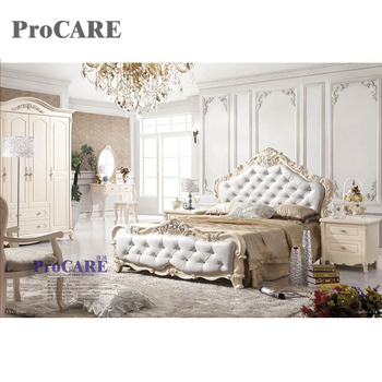 New Design White Color Luxury Classic Bedroom Set Furniture - Buy Bedroom  Set Furniture,Classic Bedroom Set Furniture,White Color Luxury Classic ...
