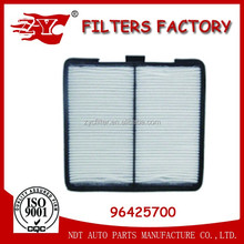 Car Auto Engine Air Intakes A/C Cabin Filter OE 96425700 For Matiz/Spark