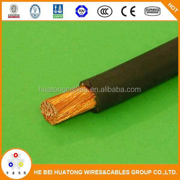 Welding cable for welding machine 35 mm2 with good price made in China