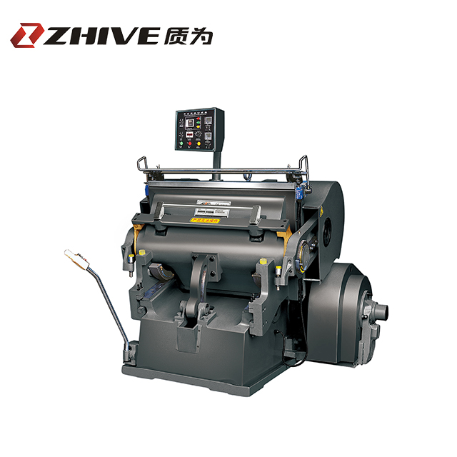 Professional High Performance Manual Hand Fed Die Cutting Machine