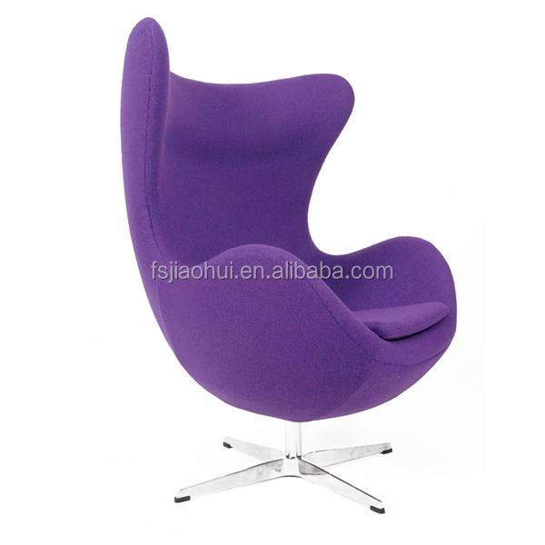 Muebles modernos jh 026 aviator vintage cuero egg chair canada for ...