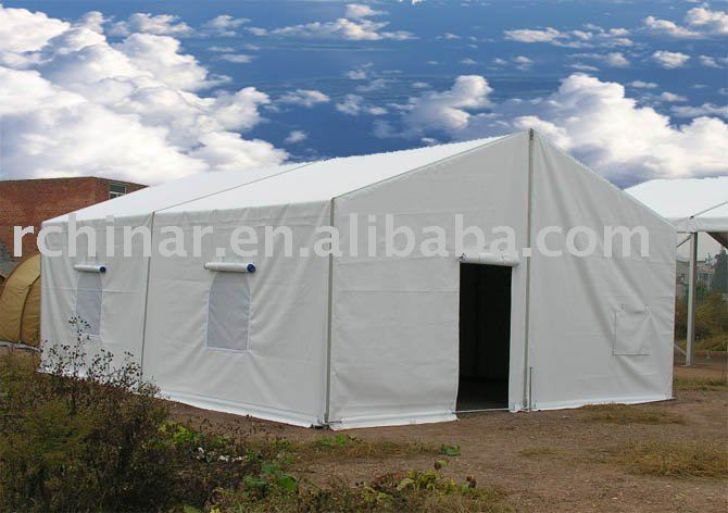 Big Army tent