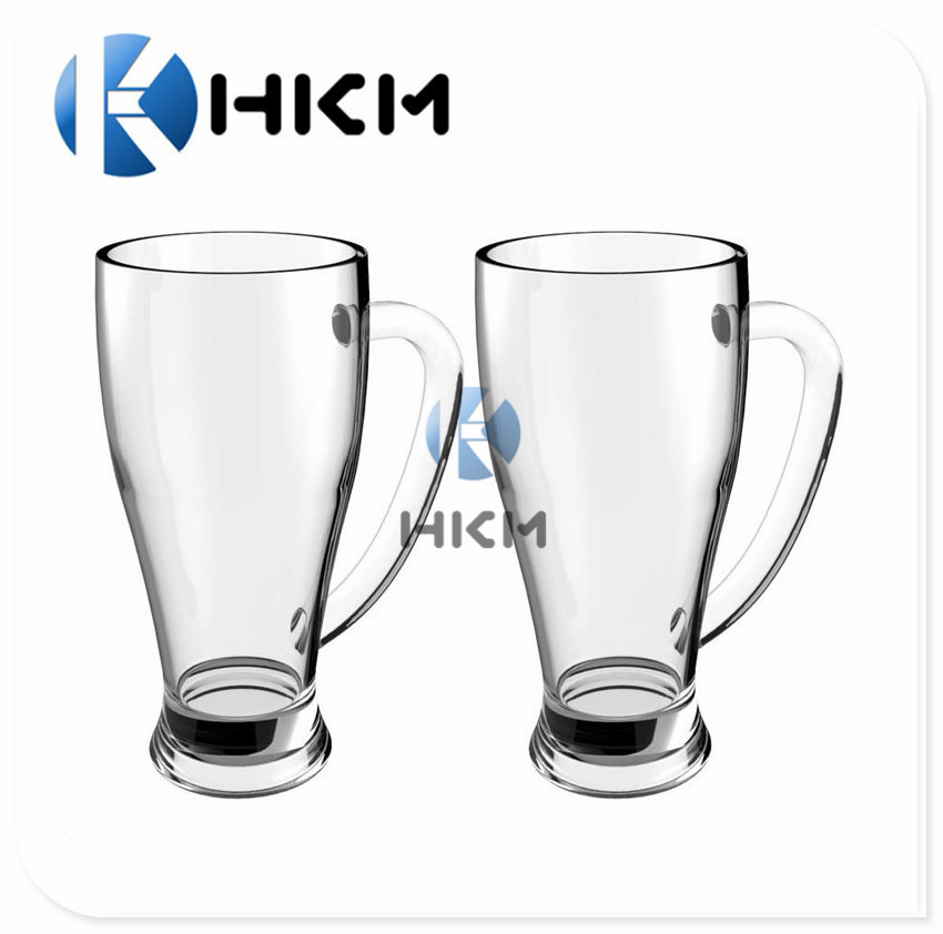 Alibaba China Wholesale Plastic Pilsner Beer Glasses