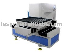 CO2 Laser Metal Cutting Machine with high power